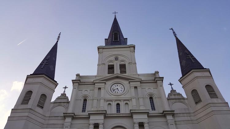 St. Louis Cathedral Jackson Squ - koutayba | ello