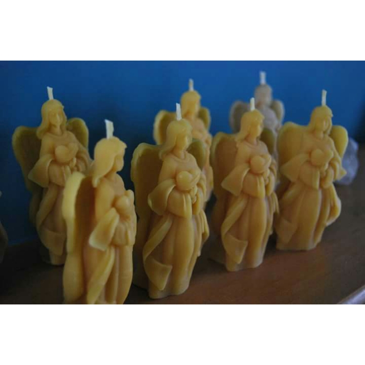 love Angel - angels, beeswax, naturalcandles - rainbowsendcreations | ello