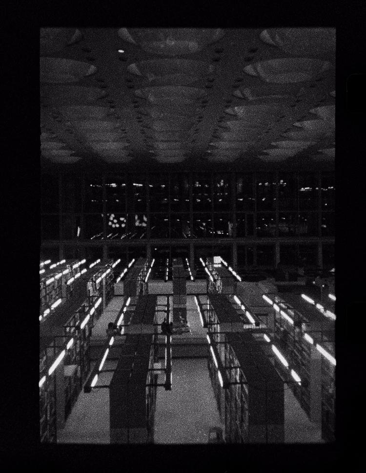 Berlin State library Kodak Visi - stikka | ello