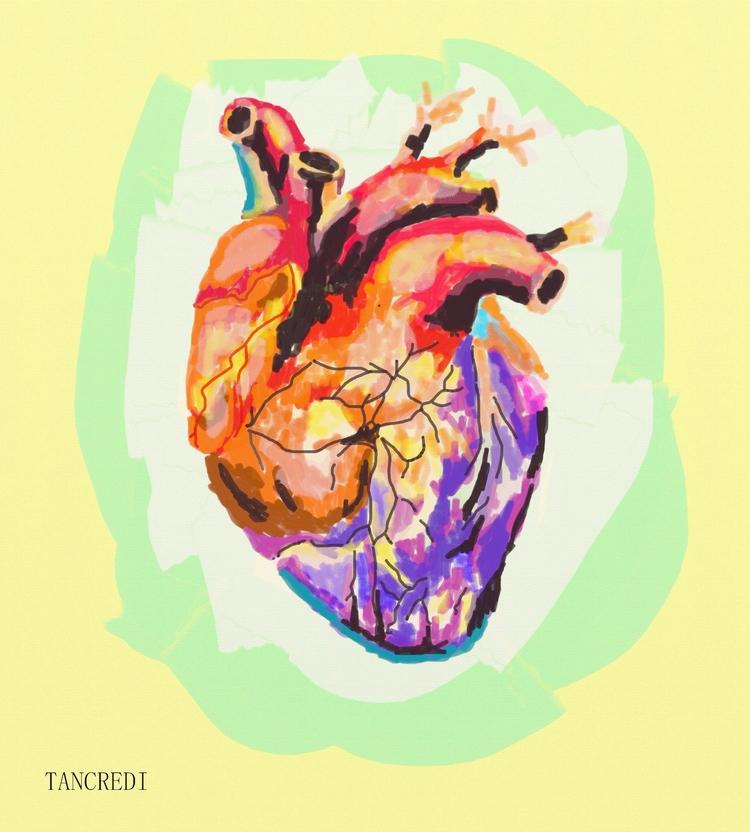Heart - tancredi05 | ello