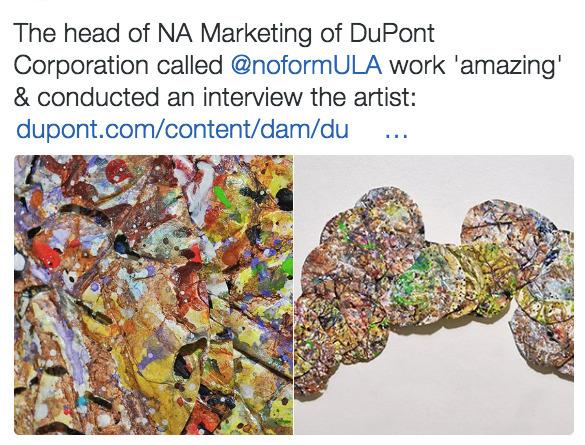 DuPont Corporation interview re - ulaeinstein | ello