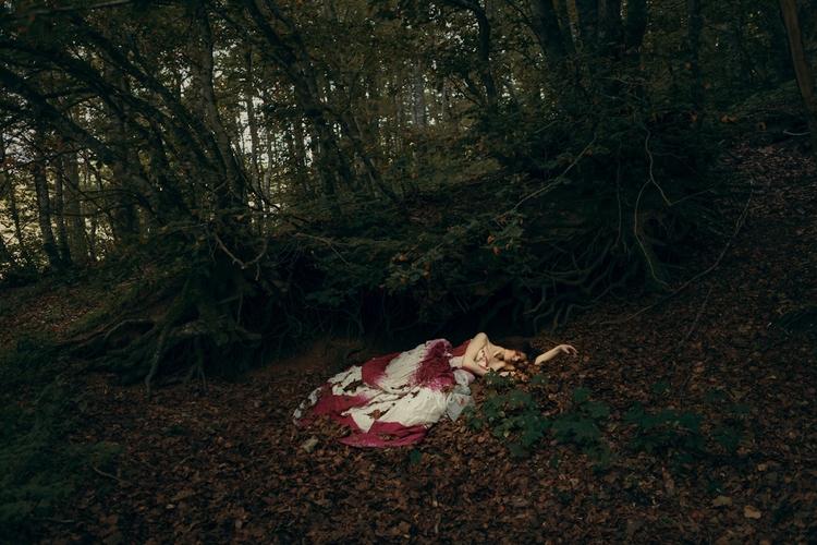 """Wood Memories"" series — Photog - darkbeautymag   ello"