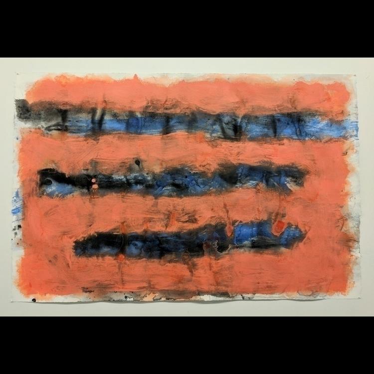 Acrylic Rives De Lin paper 37 4 - richardsboswell | ello