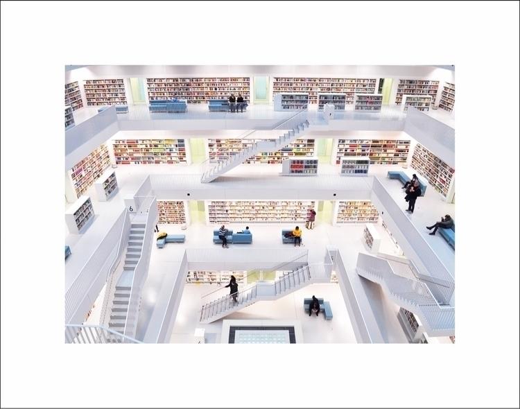 United Colors Books - stadtbibliothekstutttgart - aleksaleksa | ello