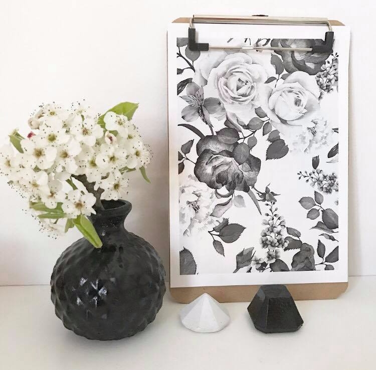 Monochrome Monday - Featuring c - sweetyellowdecor | ello