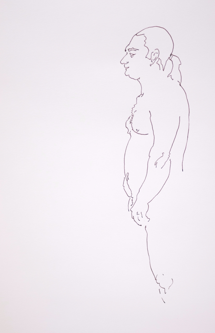 18th November minute poses - lifedrawing - mickepe | ello