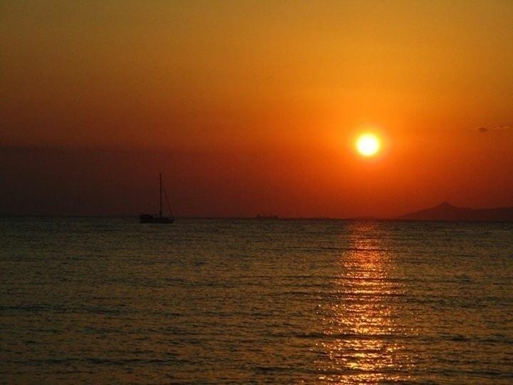 greek sunset (Glyfada, 2016 - photography - lostprince | ello