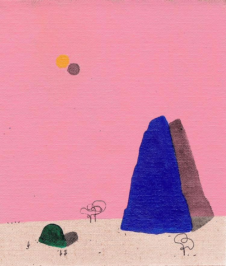 Sol - minimal, landscape, art - davidmesquivel | ello