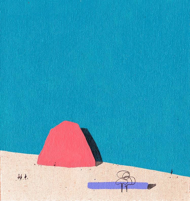 Nihil - minimal, modern, landscape - davidmesquivel | ello