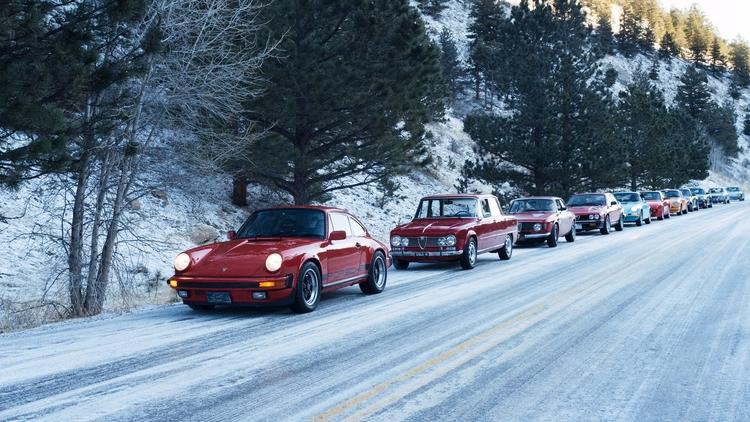 Saturday drive adventurous - X100 - lucian   ello