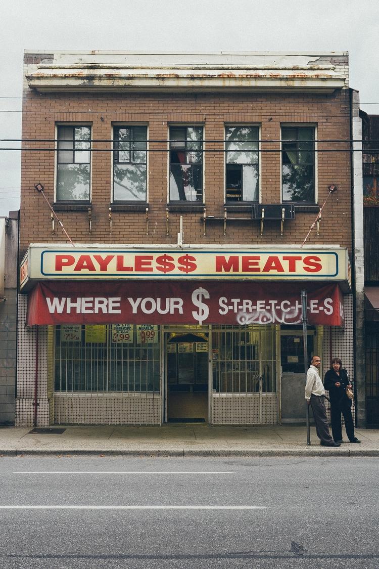// Meaty Vancouver, Canada ///  - mattsomervillephotography | ello