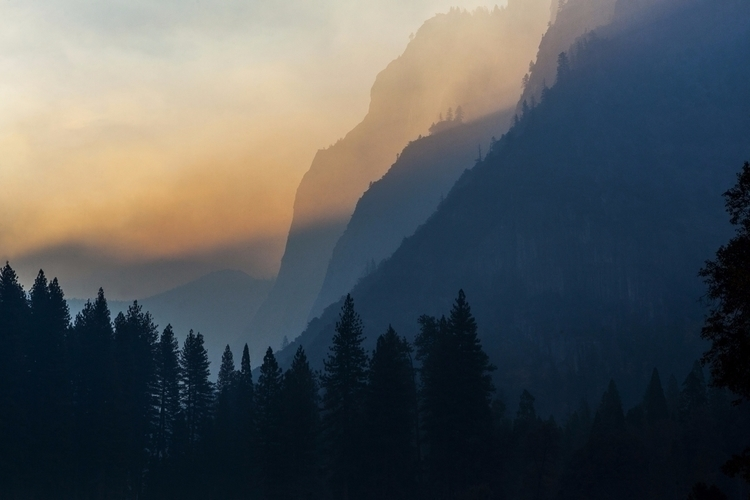 Approaching Daylight - Yosemite - kjophoto | ello