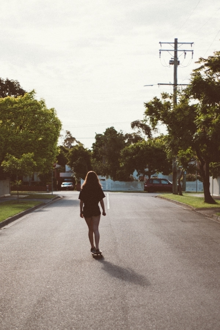 Arvo skate - filmphotography, vsco - framedvisuals | ello
