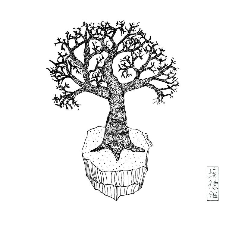 Tree floating island (43) find - edwln | ello