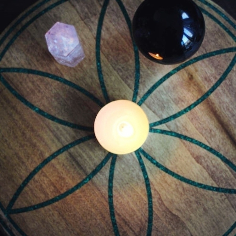 GoodMorning meditations working - grayvervain   ello