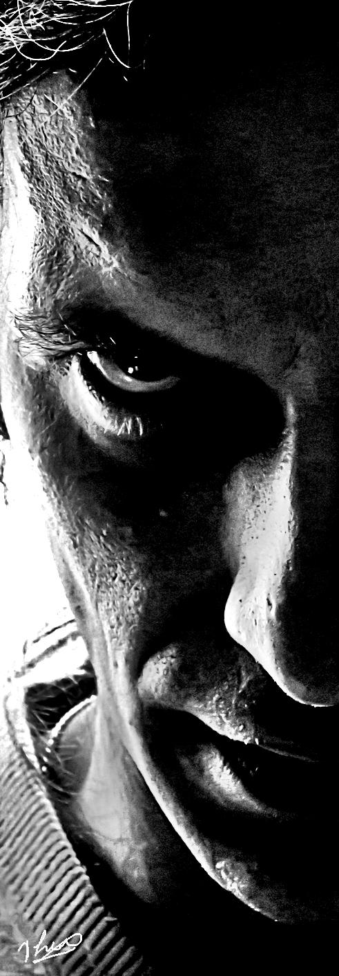 rage model: George Kanavos - photography - paraxeno | ello
