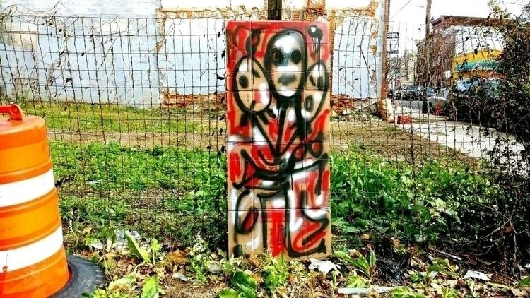 streetart - anthonycandkarenm | ello