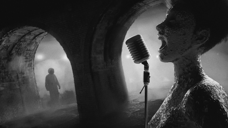 brave, bold. Film Noir renders - amandorosales | ello