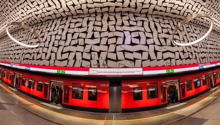 metro station - photography, finland#espoo - anttitassberg | ello