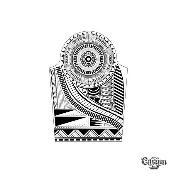 awesome custom tattoo design re - customtattoodesign   ello