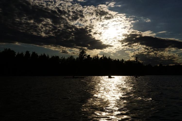 Paddling day. Moose Lake, WI 20 - joeyfingis | ello