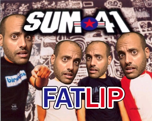 Sum 41 - Fatlip    Idov Shai Gu - idov_shai   ello