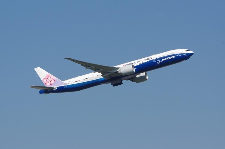 China Airlines, B777-300, Frank - brummi | ello