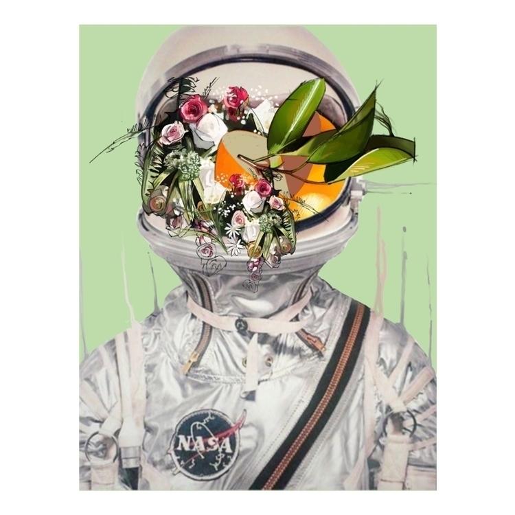 Vogue Nature 2/3 Collage digita - fmonroyr | ello