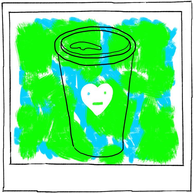 FANCY COFFEE - fashion, style, tshirt - agency   ello