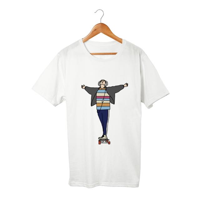 tshirt, illust - takesick | ello