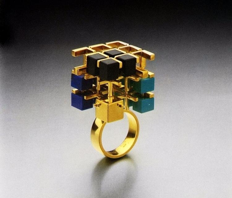 PETER EISENMAN designed jewelry - charles_3_1416 | ello