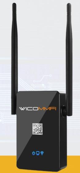 24/7 internet connectivity Wifi - wicommfi01 | ello