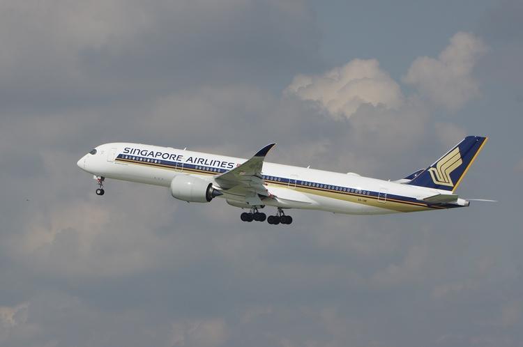 Singapore Airlines, A350-900, D - brummi | ello