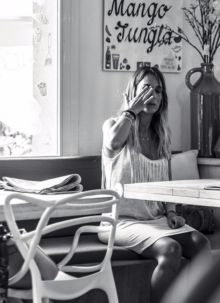 portraits, false candid - chair - natxodiego | ello