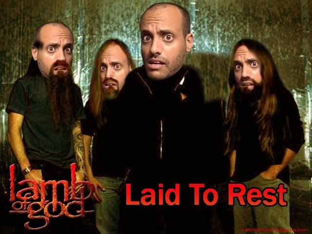 Lamb God - Laid rest (Intro) || - idov_shai | ello