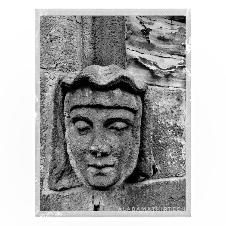 Saint Wrangthorn  - blackandwhitephotography - alabamathirteen | ello
