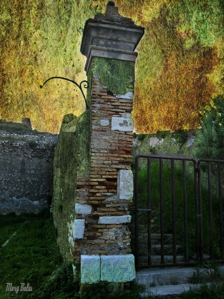 Memories Corfu castle, Ionian i - mairoularissa | ello