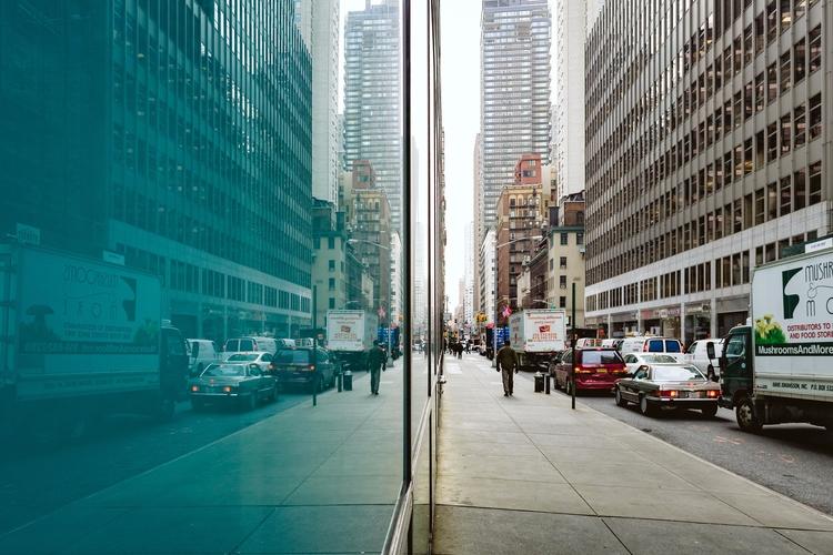 York Streets - newyork, photography - domreess | ello