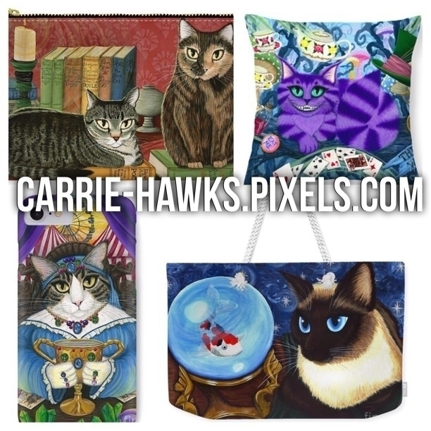 Fine Art America / Pixels offer - tigerpixie | ello