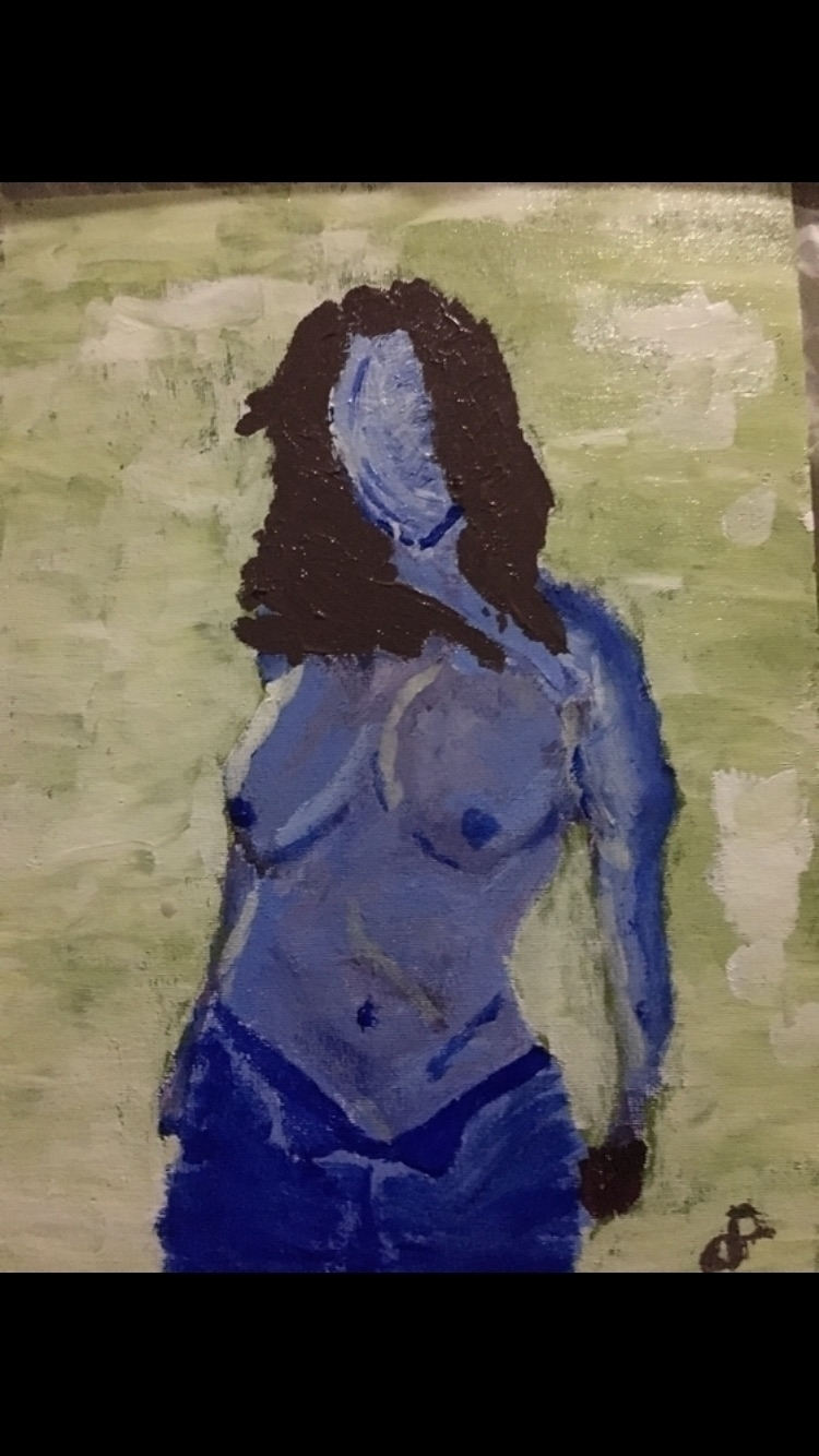sale. Acrylic canvas board. off - daultondickey   ello
