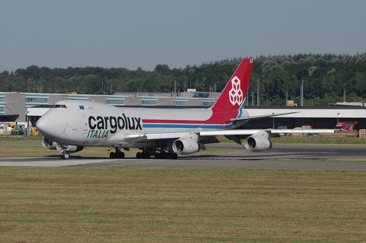Cargolux Italia B747-400F, Luxe - brummi | ello