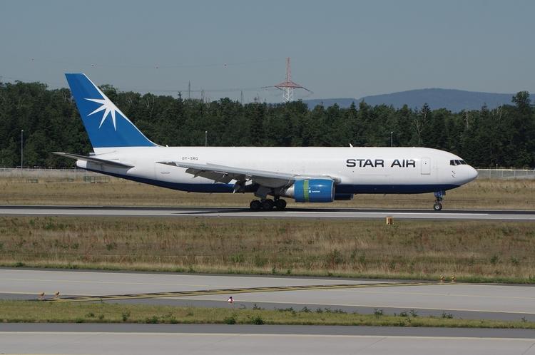 Star Air B767F, Frankfurt, 25.0 - brummi | ello
