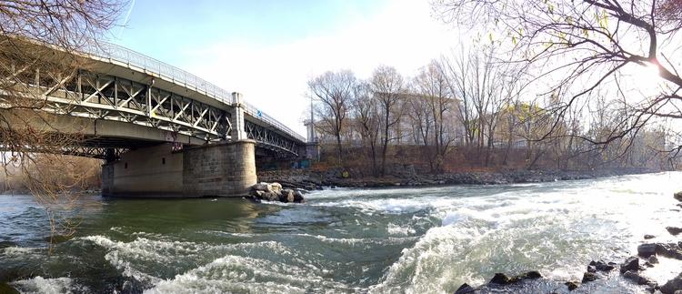 Radetzkybrücke Graz November 20 - marcstipsits | ello
