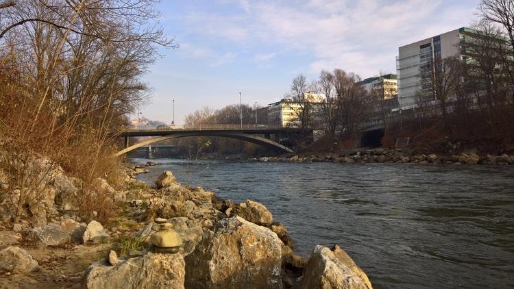 Augartenbrücke Graz - graz, Marc - marcstipsits | ello