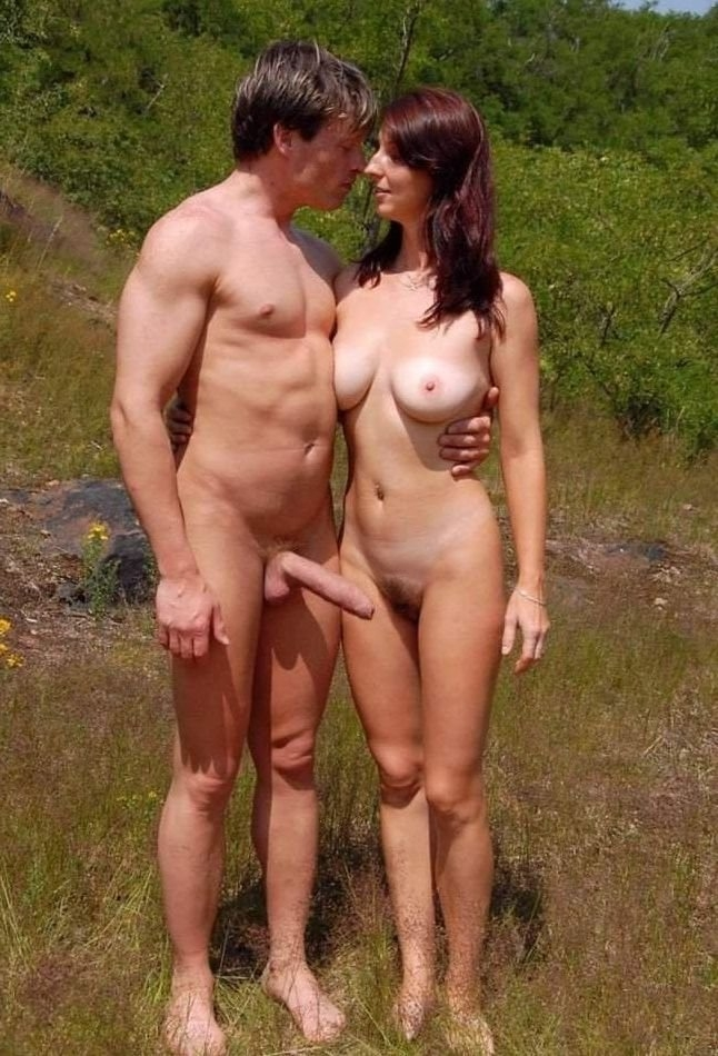 Nudist man and women — pic 13