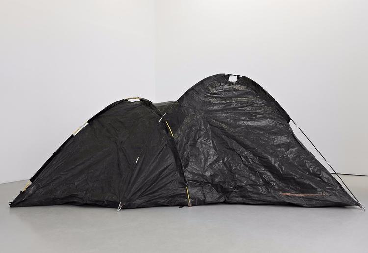 Oscar Tuazon - sculpture, installation - modernism_is_crap | ello