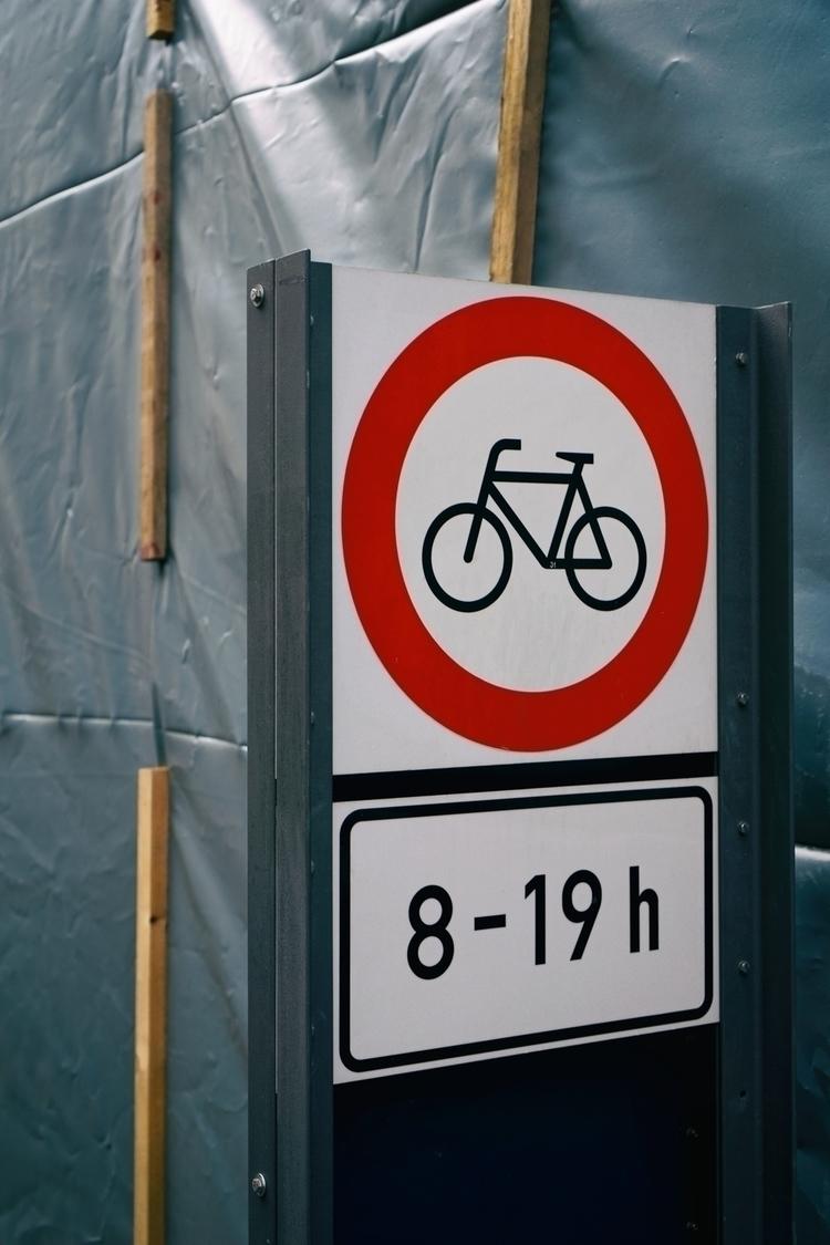 Admonition - photography, sign, traffic - marcushammerschmitt | ello
