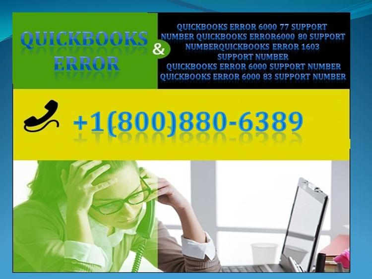 QuickBooks Error Code Support 1 - amaratayne2 | ello