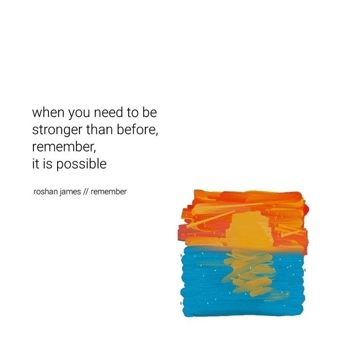 tough times, important remember - roshan721 | ello