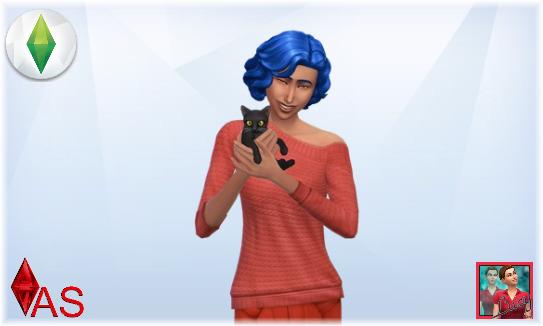 Sims 4 Familie von Lucy family - king_leo   ello
